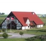 Museum of Danish America in Elk Horn, IA.
