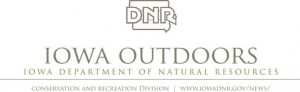 IA DNR Outdoor logo