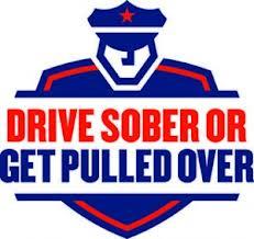 Drive sober