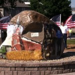 The Shelby County Freedom Rock