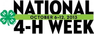 4H week Oct 2013