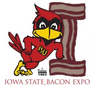 ISU BACON EXPO logo