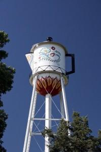 Stanton Coffee Pot water tower