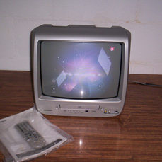 For sale i have a 13 inch sylvania tv dvd combo used very little