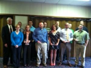 YPA Award Winners