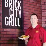 Best Burger 2014 - Jason Mikkelsen