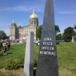 Iowa Peace Office Memorial