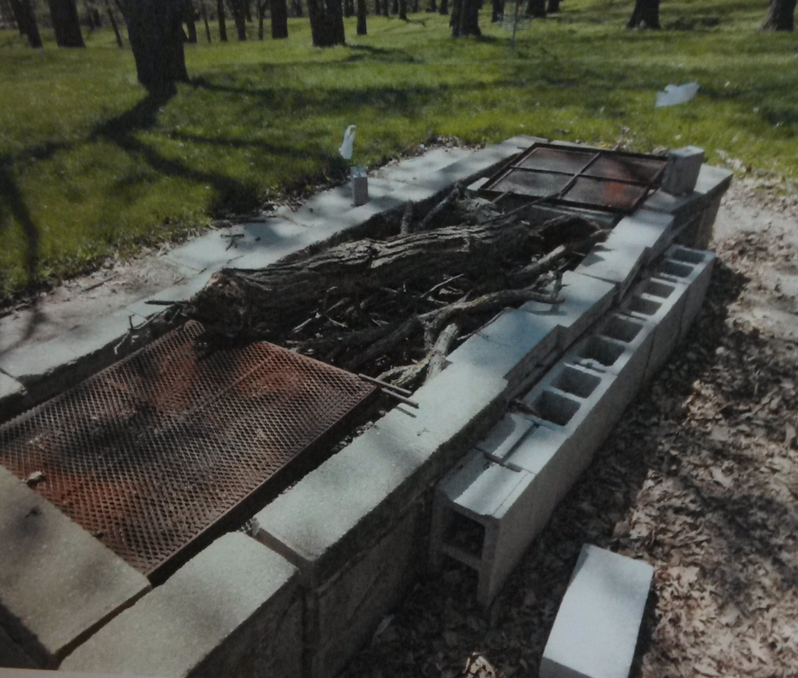 Parks and rec board approves eagle scout fire pit project for Fire pit project