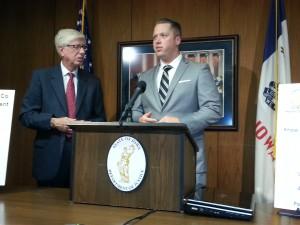 AG Tom Miller and James Wilson