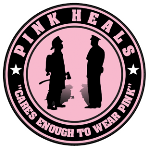 pink heals logo