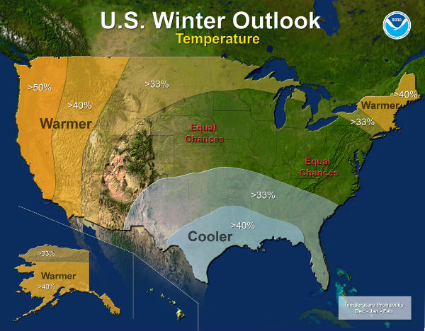 2014 2015 Winter Weather Forecast
