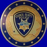 Council Bluffs PD Shield
