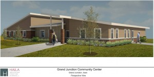 Grand Junction - proposed Community Center