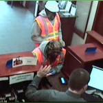 Surveillance photo of the suspects.