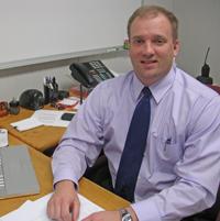 Dr. Casey Berlau, Superintendent at Nodaway Valley