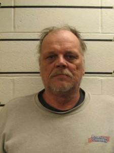 Roger Allen Ericksen (booking photo courtesy Cass Co. Sheriff's Dept.)