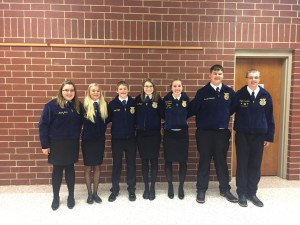 2015-16 FFA Officcers