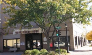 The former Whitney Inn/Main Street Grill