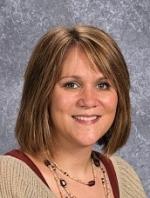 Staff photo of Delana Harris from the Atlantic School District website