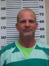 Johnnie Thomas Walker (Harrison Co. Jail photo)