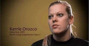 Officer Kerrie Orozco (Omaha P-D Facebook page image)