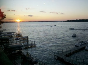 Lake Okoboji in NW Iowa (File photo)