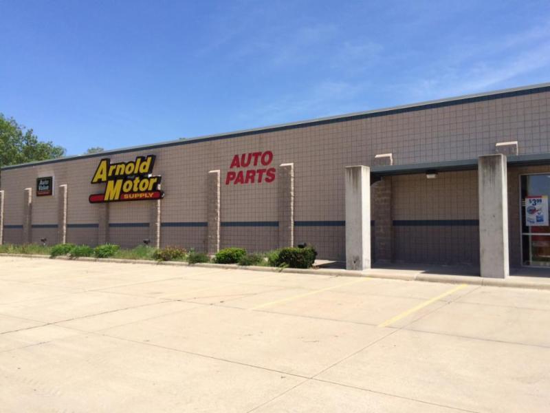 Arnold Motor Supply to...