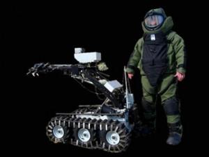 An Explosive Explosive Ordinance Disposal Technician (File photo from Pott. County S/O)