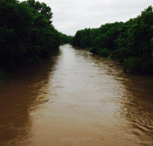 East Nish near Atlantic (Cass County EMA photo)