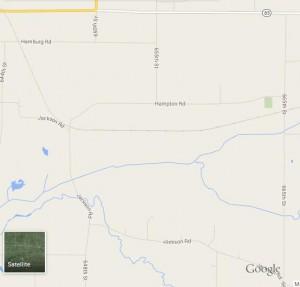 Landfill map