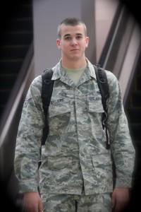 Senior Airman Drew Bellairs
