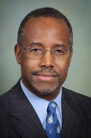 Republican Presidential Candidate Ben Carson
