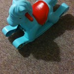 little ols rocking horse $10.00