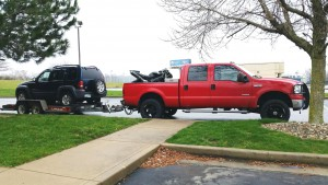 truck trailer motorcycle jeep