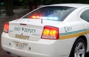 Sheriff-vehicle