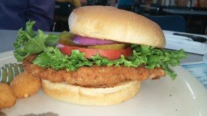 Last year's Best Pork Tenderlojn in Iowa was from the Belmond Drive-In.