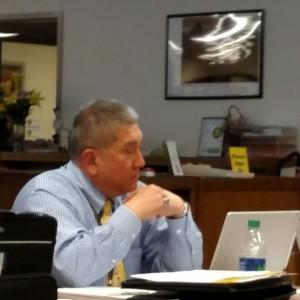 Atlantic Superintendent Dr. Michael Amstein (Ric Hanson, photo)