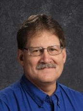 Griswold H.S. teacher/FFA Adviser Kevin Blair.