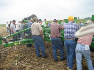 (File photo) Western IA No Till Day at Carstens 1880 Farmstead