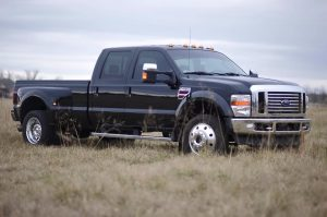 Authorities are looking for a truck very similar to this one.