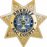 Sac County Sheriff badge