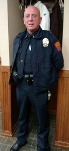 Atlantic Police Lt. Dave Erickson - soon to be Chief Erickson.